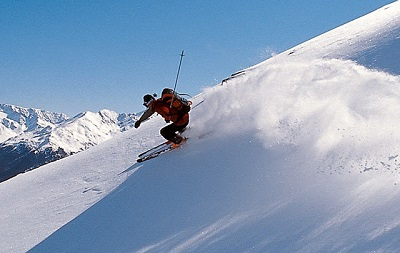 spectacle magie station de ski