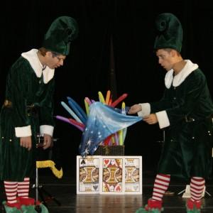 Spectacle enfant et magicien Bayonne