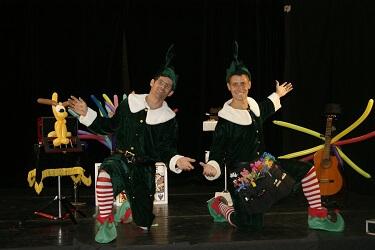 Magicien et spectacle enfant dans le Gers
