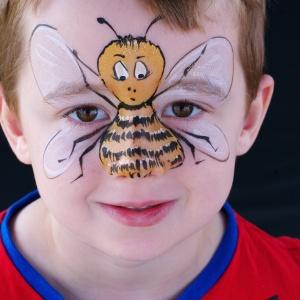 Maquillage enfant carnaval kermesse bordeaux