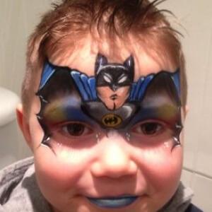 maquillage enfant anniversaire à domicile