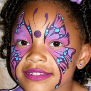 Maquillage artistique face painting professionnel à bordeaux gironde